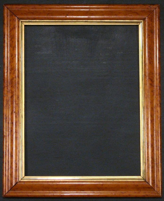 Birdseye Maple Frame | Ammi Ribar :: Antiques & Fine Period Frames
