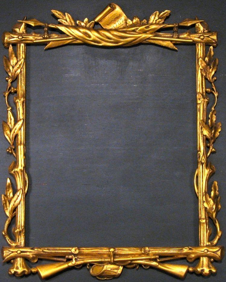 American Trophy Frame | Ammi Ribar :: Antiques & Fine Period Frames